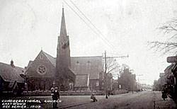 Congregational Chapel in the 1920s
