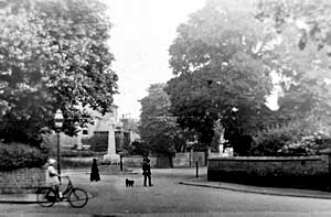 The Cross, Beeston c.1920.