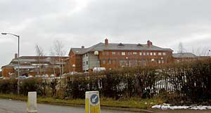 Bassetlaw District Hospital in 2010.