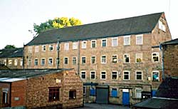 Stanton Mill: Eighteenth century mill used for a variety of businesses, Bath Lane (Photo: Denis Hill)